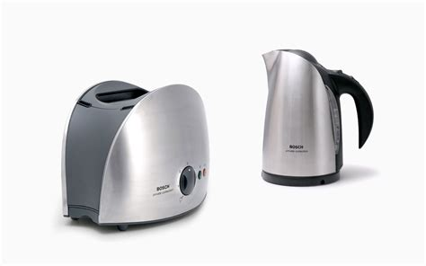 wasserkocher und toaster set toaster bosch 171 collection 187 erdwiens industrial design produktdesigner