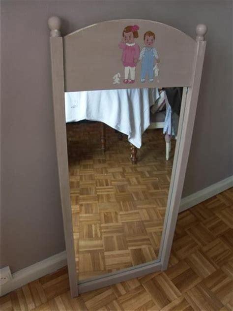miroir mural chambre miroir chambre fille