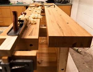 Split Top Roubo Workbench PDF Woodworking