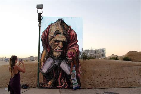 amazing  street art illusions   blow  mind