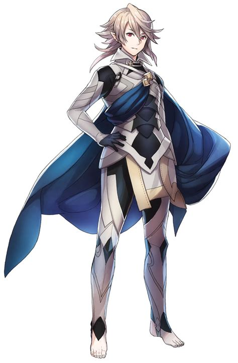 corrin characters art fire emblem heroes