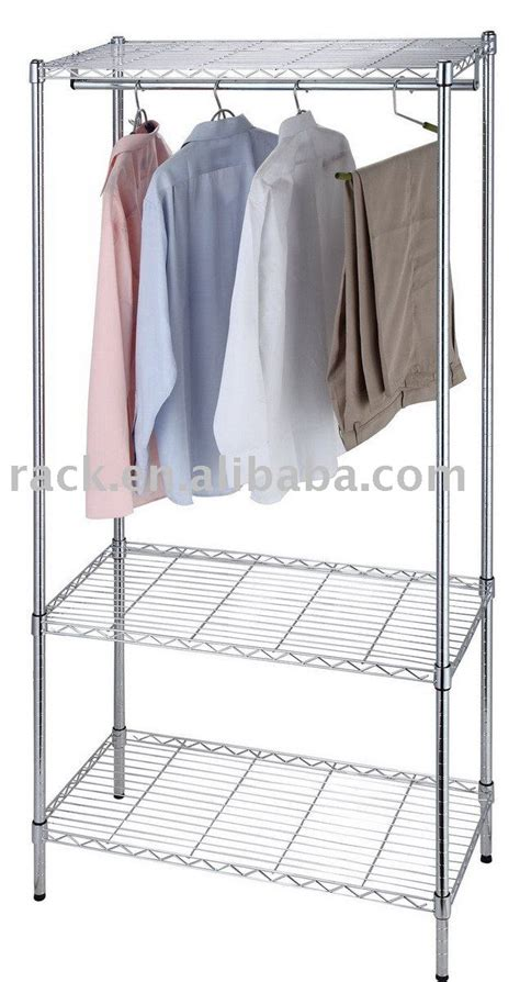 canvas wardrobe bedroom closet in chrome exporting to