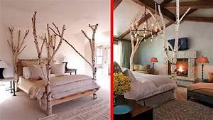 Creative, Tree, Branches, Decor, Ideas, Diy, Branch, Tree, House