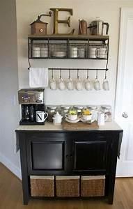 Diy, Coffee, Bar, Ideas, You, Can, Make, Easily