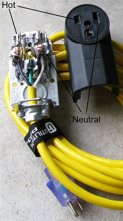 wiring diagram for 220 4 wire get free image about