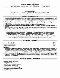 electrician resume template premium resume samples example With electrician resume
