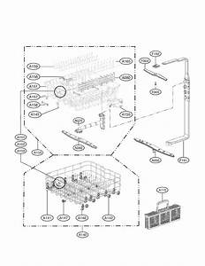Rack Assembly Parts Diagram  U0026 Parts List For Model