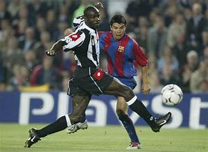Classic Games: Barcelona vs Juventus 2002/03 Champions ...