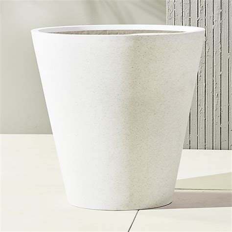 shore white extra large outdoor planters reviews cb