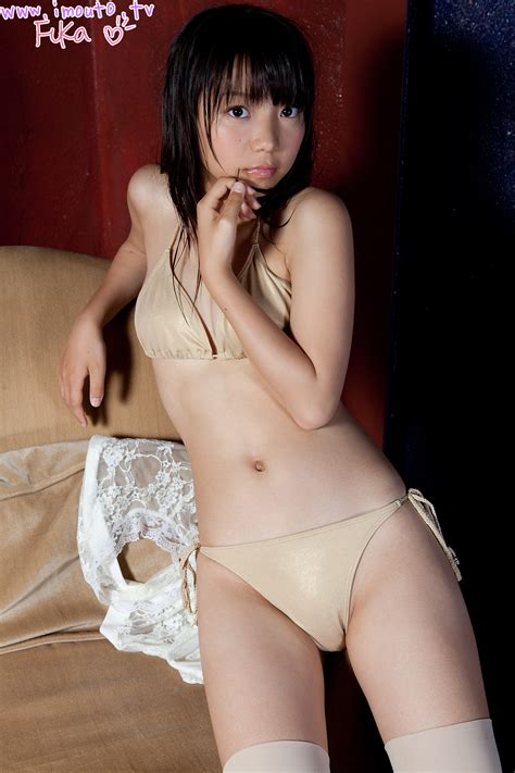 fuuka nishihama 西浜ふうか u15 kawaii cameltoe doggy style collection all sets gravure girls