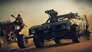 GC 15 Preview Mad Max PC PS4 Xbox One Game Side