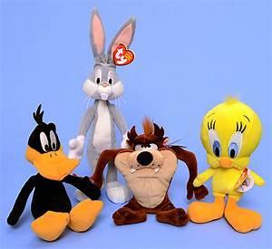Daffy Duck Ty Beanie Babies