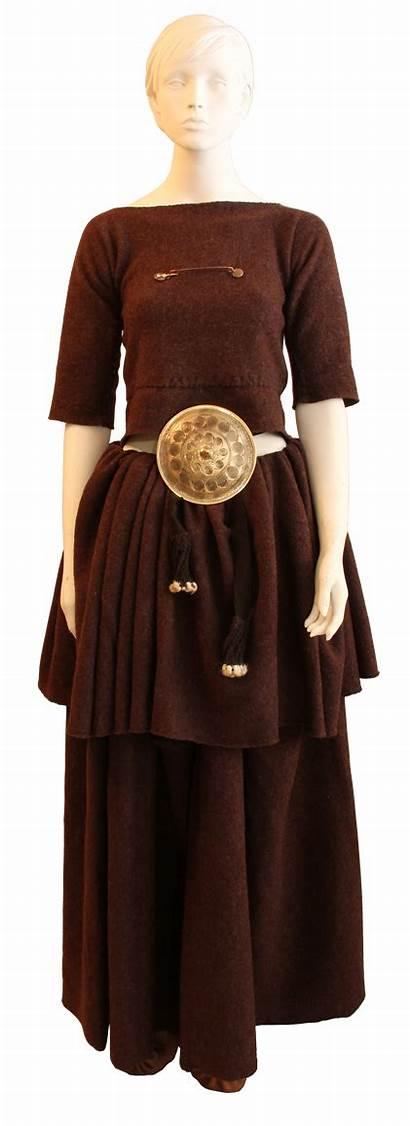 Bronze Age Clothing Iron Costume Female Museum