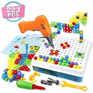 Spielzeug Für Kinder Ab 3 Jahren : symiu 3d puzzle kinder mosaik steckspiel bausteine mit ~ A.2002-acura-tl-radio.info Haus und Dekorationen