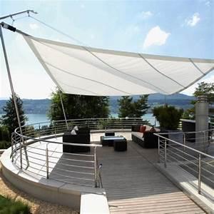 Sonnensegel Mit Motor : sonnensegel schicke schattenspender garten terrasse ~ Watch28wear.com Haus und Dekorationen