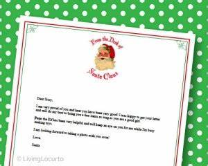 1000 images about letters from santa samples on Pinterest