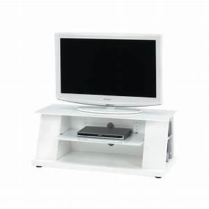 Tv Rack Weiß : tv rack wei hochglanz glas fernsehtisch lowboard tv hifi rack board neu ebay ~ Whattoseeinmadrid.com Haus und Dekorationen