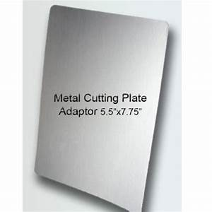 Plaque De Metal : adapteur plaque de d coupe en m tal ~ Teatrodelosmanantiales.com Idées de Décoration
