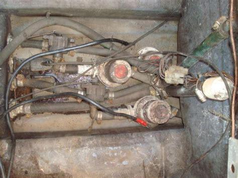 Bass Boat Livewell Plumbing by Livewell Plumbing Rebuild 86 Ranger 375v Tips Tricks