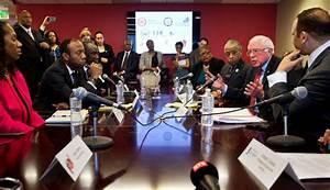 Bernie Sanders Takes His Turn Meeting With Civil Rights ...