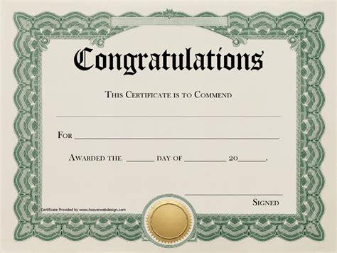 certificate templates word congratulation certificates certificate templates