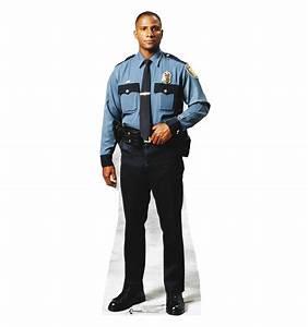 24 Hr Policeman Standee, 10-911, Standees