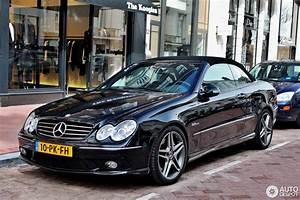 Mercedes 55 Amg : mercedes benz clk 55 amg cabriolet 13 september 2015 autogespot ~ Medecine-chirurgie-esthetiques.com Avis de Voitures