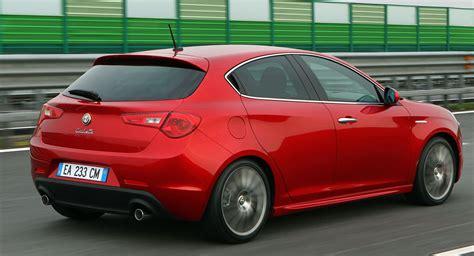 Alfa Romeo Uk Announces Pricing For New Giulietta