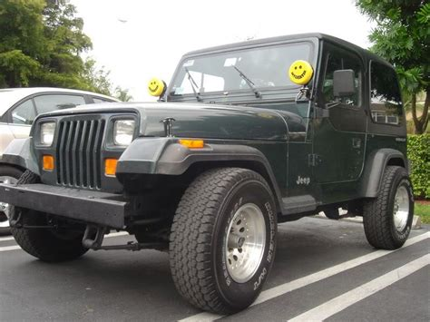 stock jeep vs lifted stock yj 31 quot s