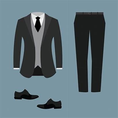 Tuxedo Vector Suit Vectors Clipart Template Card