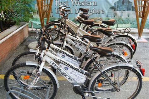 Best Western Hotel Maggiore Noleggio Gratuito Biciclette Foto Di Best Western Hotel