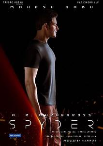 Spyder First Look Motion Poster Teaser Wallpapers of ...