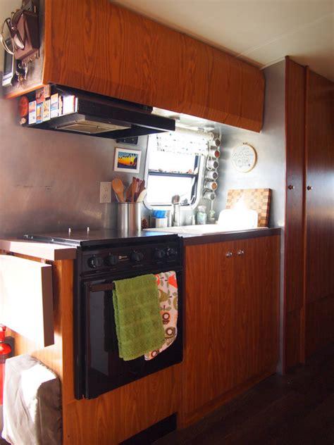 My Airstream Kitchen  Part 1 Organization  Watsonswander