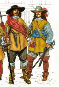 Image result for image english cavalier history south
