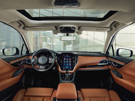 subaru legacy debuts   chicago auto show