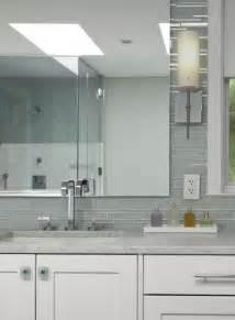backsplash ideas for bathroom white glass bathroom backsplash design ideas
