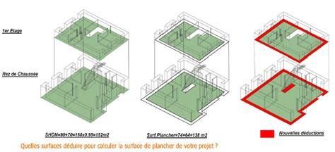 calcul surface utile bureaux surface de plancher le recours à l architecte est modifié profession