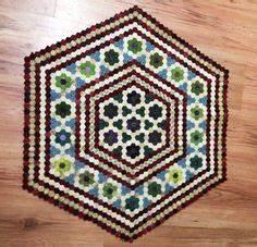 Bettdecke Auf Englisch : die 31 besten bilder zu hexagon dear prudence quilten ~ Watch28wear.com Haus und Dekorationen