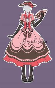 Victorian outfit adoptable Open by AS-Adoptables.deviantart.com on @DeviantArt | Dresses ...