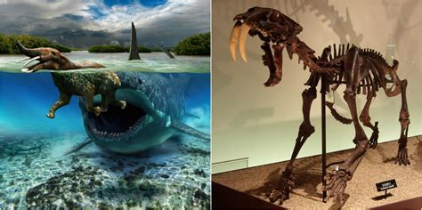 15 Terrifying Creatures That Are Thankfully Extinct