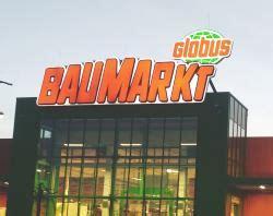 Globus Baumarkt Gartenfuchsorg