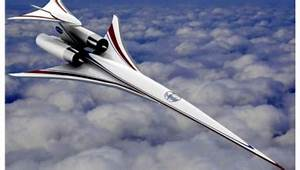 Lockheed To Begin Design Of NASA's Low-boom Supersonic X ...