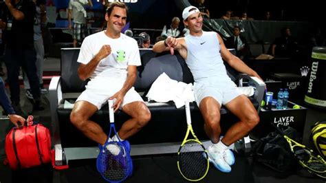 Federer-Nadal rivalry 'greatest' not just in tennis but ...