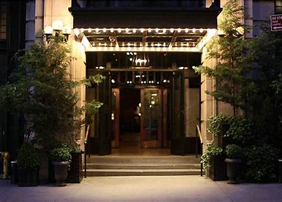 Nyc Hotel Ace York Luxury Hotels Entrance