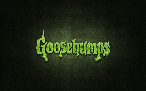 fun sounding synopsis   goosebumps  released