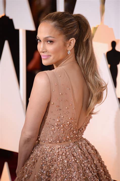 Get The Look Jennifer Lopez At The Oscars  Compras Y Hogar
