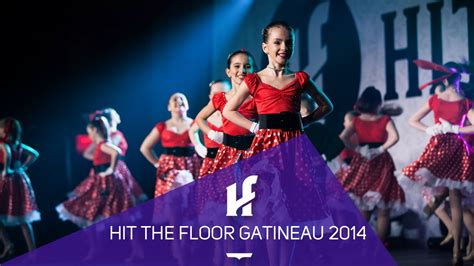hit the floor no stop hit the floor gatineau recap htf 2014 youtube