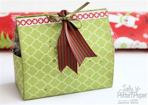 homemade christmas gift boxes diy gift boxes pattern paper