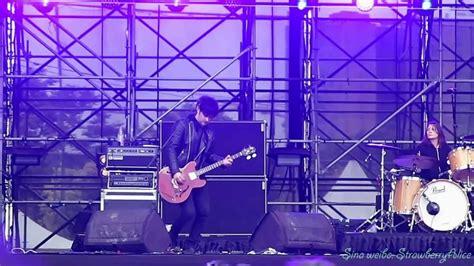 No fall festival in 2021. 2019 Shanghai Strawberry Music Festival: Black Rebel ...