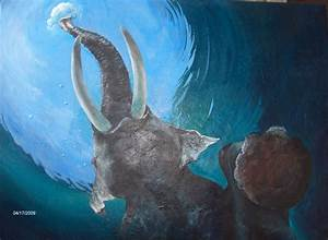 Tracie Broughton: Elephant Paintings